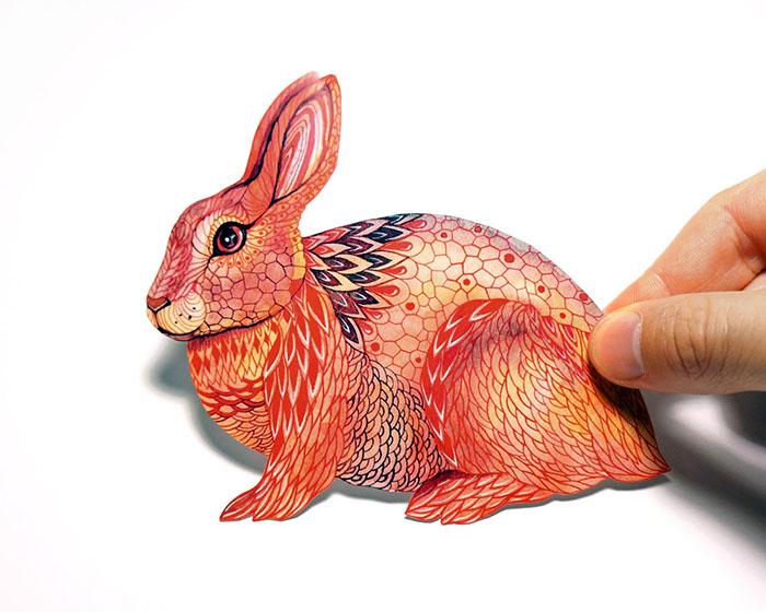 Teva Gallery Bunny