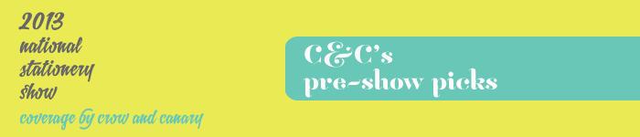 NSS-2013-pre-show-picks