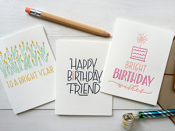 IMP-03 - New Birthday Cards