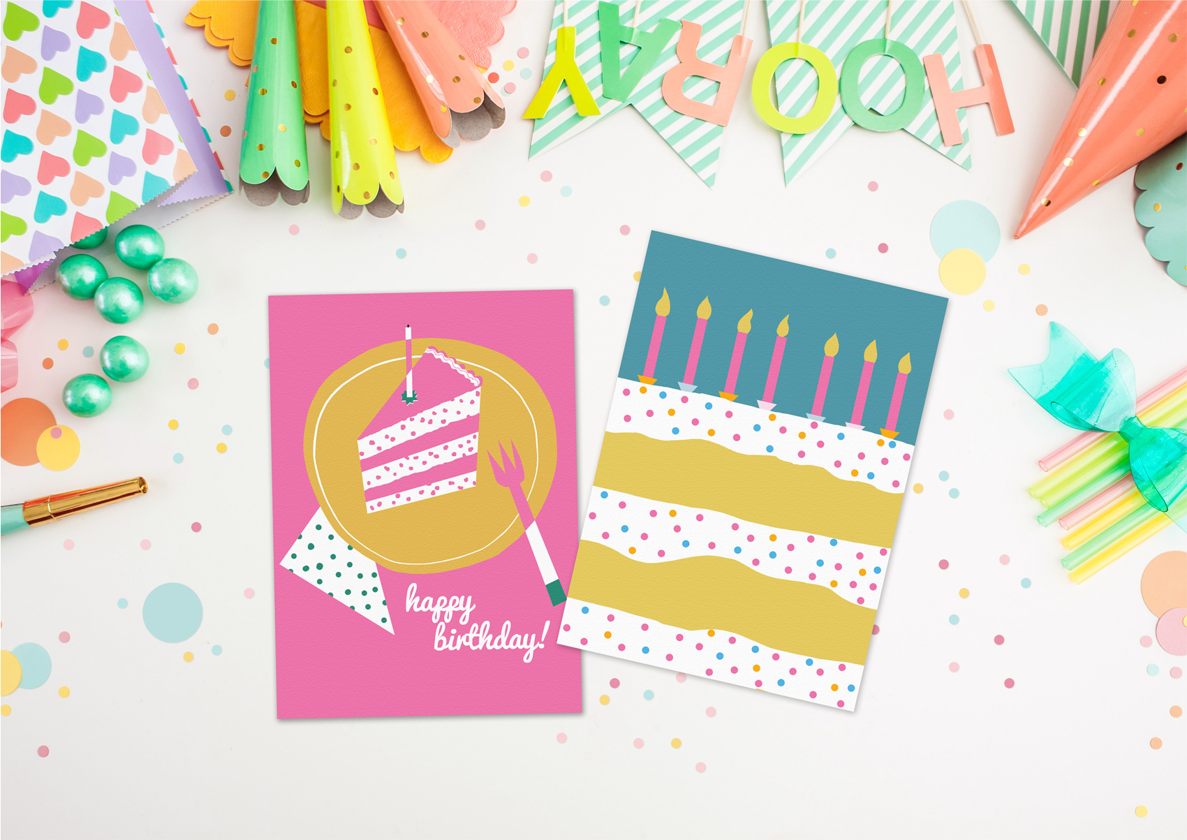 RSP-greeting cards